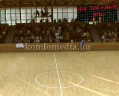 KBSK-Szentendre ffi. kézilabda (2012.09.23.)