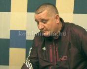 Sportmagazin - a komlói férfi kézilabda (Papp László)