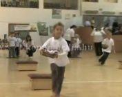 Sportverseny a komlói óvodák között (Buzsáki Zsuzsanna)