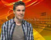 Stúdióvendégünk Farkas-Jenser Balázs a Megasztár 4. helyezettje