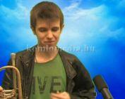 Bemutatkozik Schmidt Gábor zenész