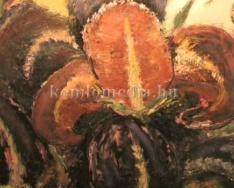 Tájak, színek, hangulatok - kiállítás (Majorné Thoma Magdolna)
