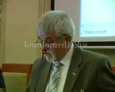 Komló Város Önkormányzata Képviselő - testületi ülése 2012. október 25.