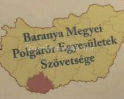 Polgárőr gyűlés volt Sikondán (Deák Imre, Tóth Tibor, Váczi István)