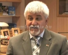 A Komlói Járási Hivatal megállapodásainak aláírása Pécsett (Dr. Hargitai János, Polics Józ