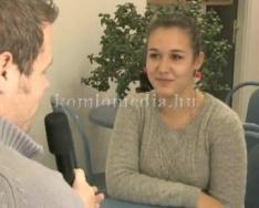 Kistérségi Népdaléneklési verseny (Horváth Lászlóné, Blumenschein Alinka)