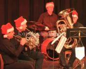 Rézfúvós karácsonyi koncert