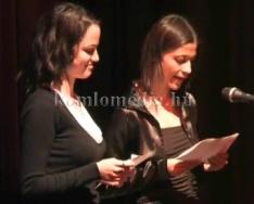 A szakképző iskola színházi műsora