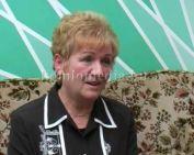 A Komlói Légúti betegek Egyesületének évértékelője (Salamon Lászlóné)