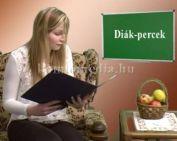 Diák-percek - A falusi kislány pesten (Magyar Ingrid)
