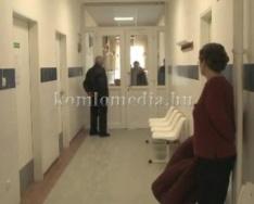 A Magyar egészségügy élmezőnyében a Komlói Egészségcentrum Kht. (Dr. Tánczos Frigyes Attil