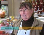 Mókás malacok a húsboltban (Kozma Ferencné)