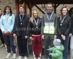 Idén is megrendezésre került Sikondán a Napfordi-Tó futóverseny (Balogh Bettina)