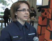 Idén is megrendezésre került a katasztrófavédelmi verseny (Kasza Anett, Szolnoki Csaba)