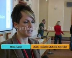 Civil fórum- összefoglaló (Jégl Zoltán, Leipoldné Lázár Gizella, Piller Tibor, Róna Ágnes)