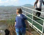 Balaton vízszint.2013. máj.4