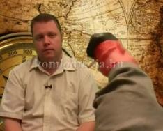 Csaba és én a történelem