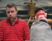 Csaba és én - A halálbüntetés (Bárándy György)