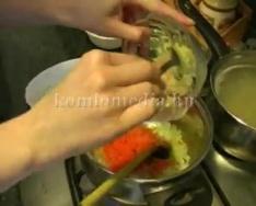 Főzzünk együtt Bolognai spagettit (Szabó Noémi)