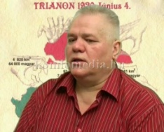 A Jobbik Magyarországért Mozgalom Trianonra emlékezett (Imhoff János)
