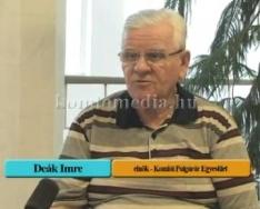 A komlói polgárőrök is belépnek a 100X100 BIZTONSÁG programba (Deák Imre)