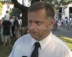 A bányanyitás lehetőségéről kérdeztük Kovács Pál államtitkárt.