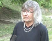 A nyári melegben is kitartóan zenél a Vida Rock Band (Vida Ferenc)