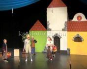 Bab Berci gyermek előadásról (Korbuly Kata)