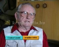 Vadászszenvedély - beszélgetés Czukor László vadásszal