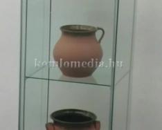 Bedő Anikó keramikus kiállítása - etűd