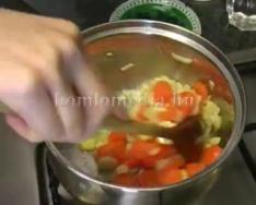Főzzünk együtt zöldséglevest (Szabó Noémi)