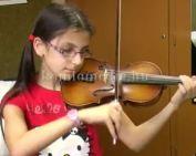 A zene mindenkié - hegedű