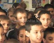 Az adventre készülnek a kisiskolások (Schillingerné Bázing Melinda)