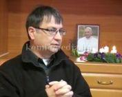 A komlói katolikus plébános gondolatai az adventről (Mátyás Imre)