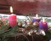 Meghitten készülnek a karácsonyra az Idősek Otthonában (Várnagyné Dallos Ilona, Miklós Rób