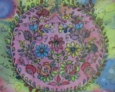 A selyemfestészet rejtelmei (Nagy Mária)