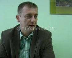 A városgondnokság felkészült a téli hónapokra (Bogyai László)