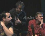 Kulisszák mögött - Nézőművészeti főiskola (Mucsi Zoltán, Scherer Péter, Katona László)