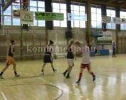 Az őszi szezont értékelte a kosárlabdaedző
