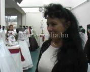 Héjjas Magdaléna kiállításán jártunk