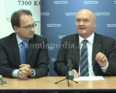 A honvédelmi miniszter látogatott Komlóra