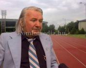 A legendák köztünk élnek - Bemutatkozik Homoki Vince futó