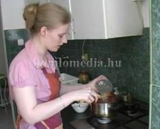 Főzzünk zöldbablevest! (Szabó Noémi)