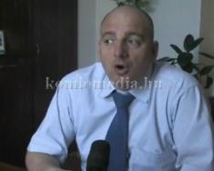 Parlamenti választás - Komló - 2014