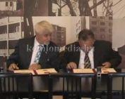 Együttműködési megállapodást írtak alá a városban