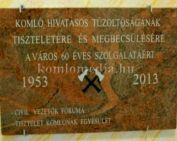 Hivatalosan is megalakult a Tisztelet Komlónak Egyesület