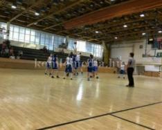 A női kosárlabdázók terveiről beszélgettünk