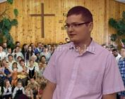 Bemutatkozik a baptista lelkész