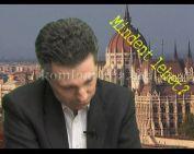 A háttérhatalom és az átláthatóság magyar parlamentben-beszélgetés Schiffer Andrással