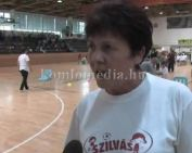 Ovisok versenyeztek a sportcsarnokban (Németh Tamásné, Buzsáki Zsuzsanna)